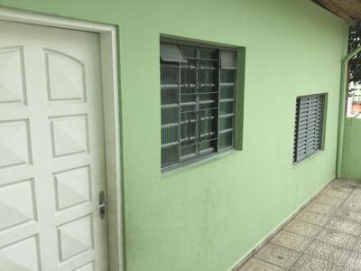 Casa A Locação Em São Paulo, Pirituba, 1 Dormitório, 1 Banheiro - 841488