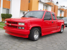 Pick Up Chevrolet Cheyenne Cabina Y Media 1992, ¡¡preciosa!!