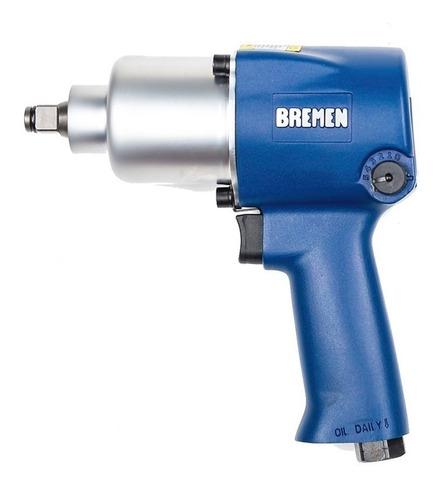 Llave Pistola Impacto Neumatica Bremen 1/2 -760mm Industrial