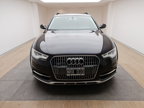 Audi A6 Allroad 2014 3.0 310cv Tfsi Stronic Quattro