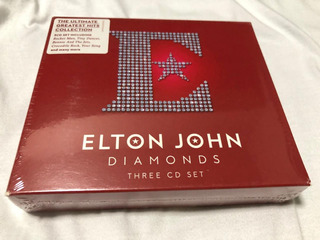 Elton John - Diamonds [3cd Box Set] Greatest Hits Collection