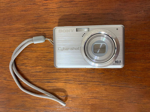 Câmera Digital Sony Dsc-s950 10.1 Megapixels