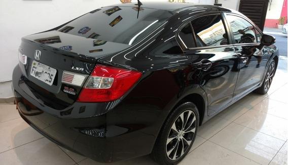 Honda Civic Lxr 2.0 Autom. Completo+rds+cou 96mkm 2015