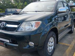 Toyota Hilux Verde 2006