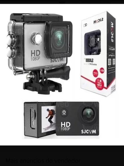 Camera Sjcam Sj4000 1080p Hd Filmadora D