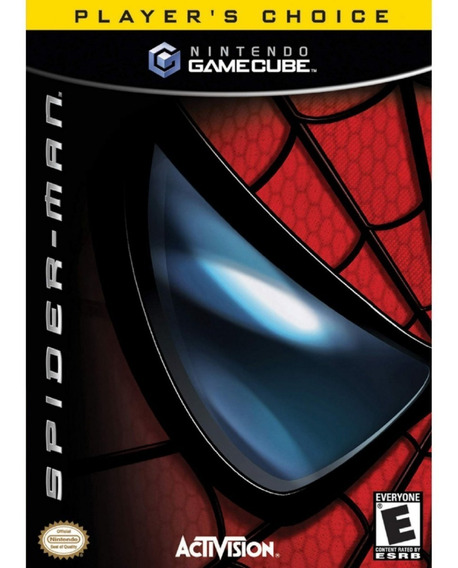Spider-man Gamecube - Seminovo