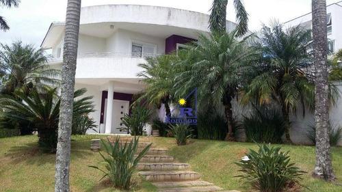 Sobrado Com 4 Dormitórios À Venda, 505 M² Por R$ 1.500.000,00 - Centro - Arujá/sp - So0707