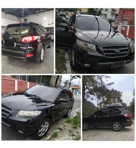 Hyundai Santa Fe 2010 2.7 7l Aut. 5p