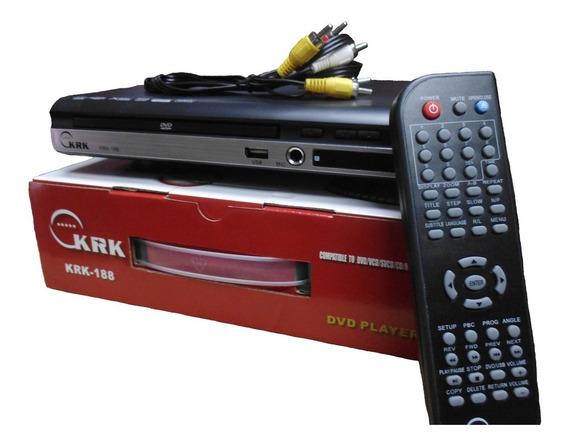 Dvd 2.0 Usb Pantalla Digital, Mp3, Karaoke, Entra Microfono
