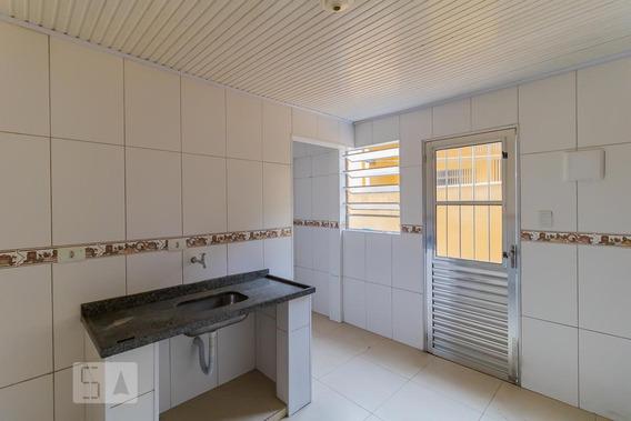 Casa Para Aluguel - Ermelino Matarazzo, 1 Quarto, 40 - 893037981