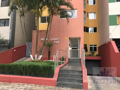 Imagem 1 de 22 de Apartamento Com 1 Dormitório À Venda, 31 M² Por R$ 165.000,00 - Cristo Rei - Curitiba/pr - Ap0445