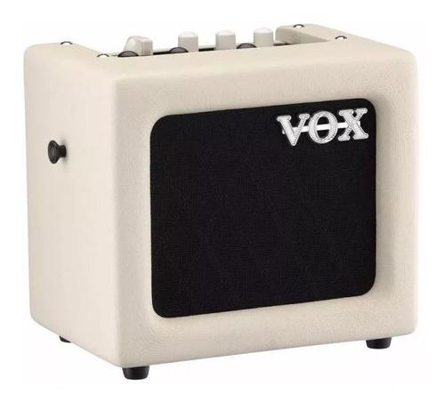 Imagen 1 de 7 de Vox Mini3 G2 Amplificador De Guitarra Combo Classic - Cuotas