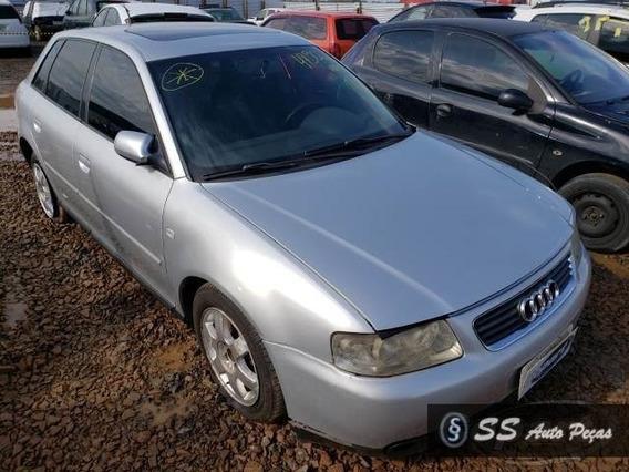 Sucata De Audi A3 - Somente Retirar Peças