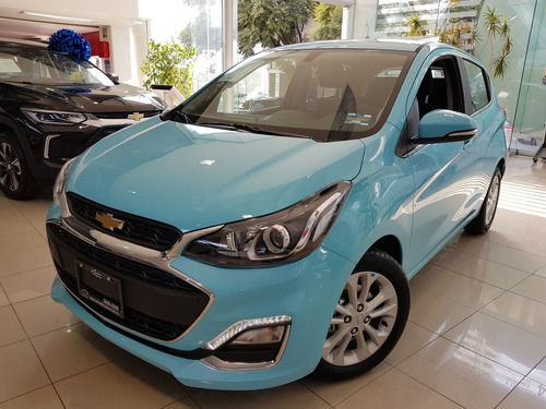 Chevrolet Spark 2021 1.4 Ltz At