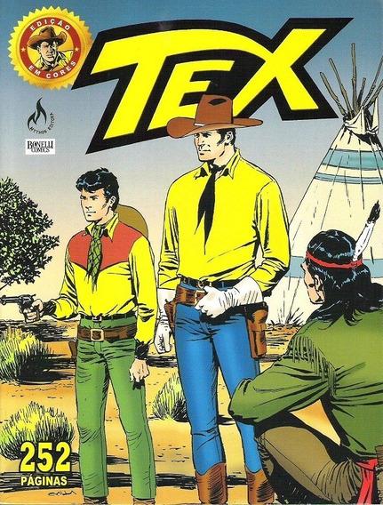 Tex Edição Especial Colorido Nº 08