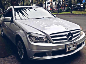 Mercedes-benz Clase C 1.8 200 Cgi Exclusive Mt 2011