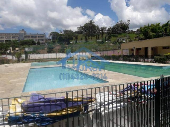 Apartamento Com 3 Dormitórios À Venda, 60 M² Por R$ 300.000,00 - Vila Ercília - Jandira/sp - Ap2815