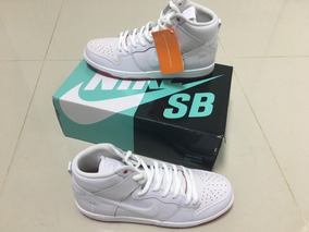 a4eae556eca Tênis Nike Sb Zom Dunk High Pro Qs Kevin Bradley Tam 44