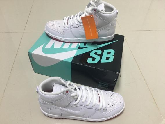 Tênis Nike Sb Zom Dunk High Pro Qs Kevin Bradley Tam 44
