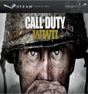Call Of Duty Wwii - Steam / Código Global