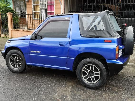 Suzuki Sidekick 4x4 Jx