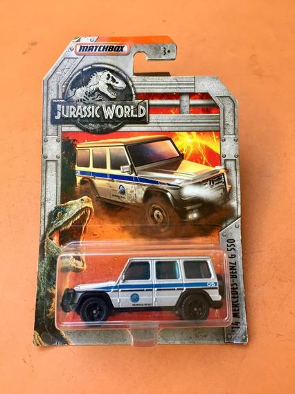 Matchbox Jurassic World ´14 Mercedes Benz G 550 - 03 R