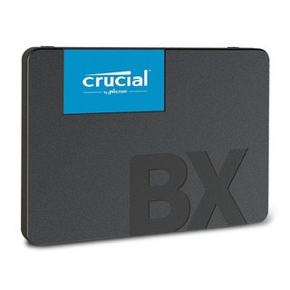Disco Solido Ssd Crucial Bx500 480gb Sata3 500mb/s Gamer