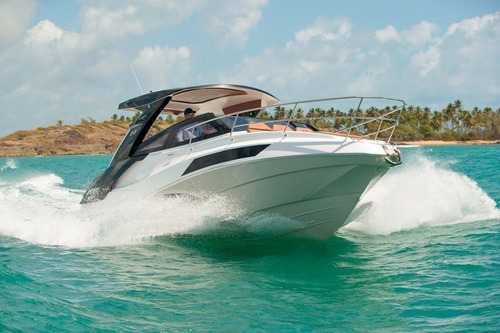 Nx Boats 340 Sport Coupé Ñ Triton Focker Sedna Ventura