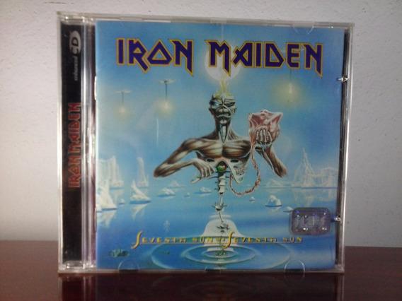 Cd - Iron Maiden Seventh Son Of A Seventh Son