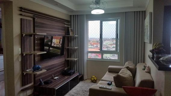 Apartamento Em Centro, Guarulhos/sp De 48m² 2 Quartos À Venda Por R$ 210.000,00 - Ap418274
