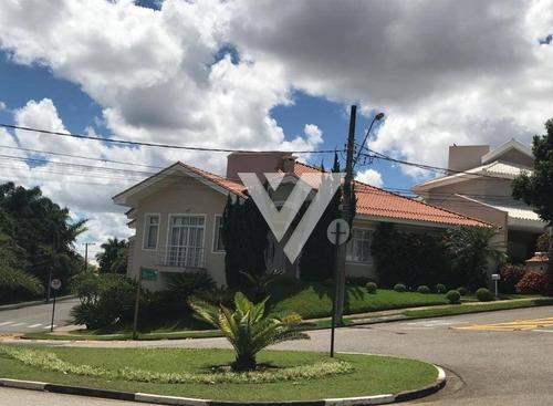 Imagem 1 de 16 de Casa Com 4 Dormitórios À Venda, 500 M² Por R$ 3.200.000,00 - Jardim Residencial Tivoli Park - Sorocaba/sp - Ca0071