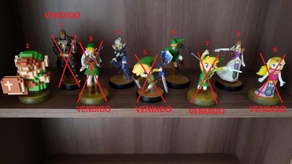 Amiibo The Legend Of Zelda - Link Zelda Sheik