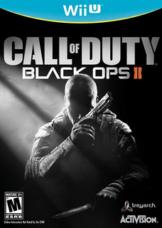 Call Of Duty Black Ops 2 Wiiu Nuevo Y Sellado