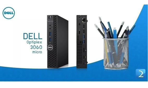 Mini Pc Dell 3060 I7-8700 8ª Ssd Nvme 256gb 8gb Win10 Pro