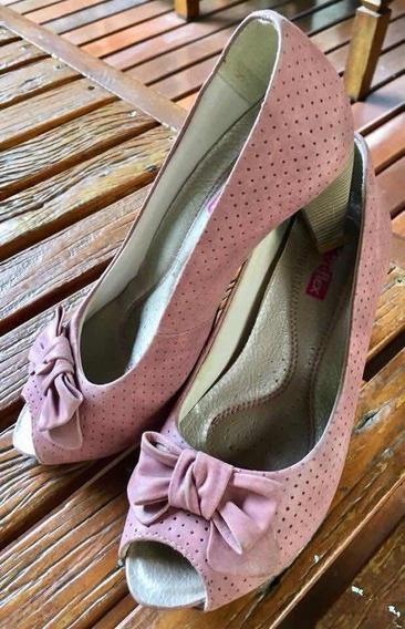 Sapato Feminino Comfortflex Maxi Conforto