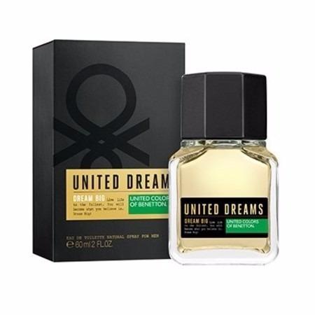 Benetton United Dreams Dream Big Men Eau De Toilette 100ml