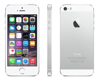 Apple iPhone 5s 32gb (branco/prata) A1457