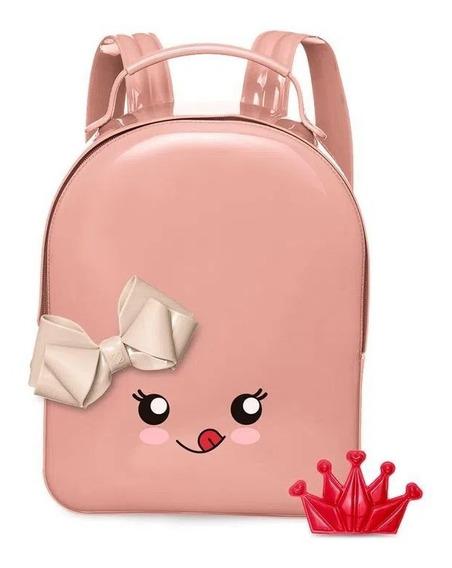Mochila Original Infantil Petite Jolie Lizzy Pj10010in Rose
