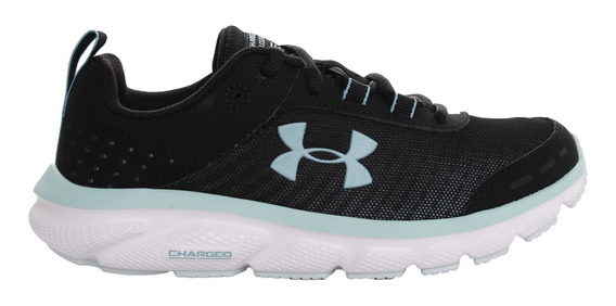 Zapatillas Under Armour Ua W Charged Assert 8 Mujer Ng/ng