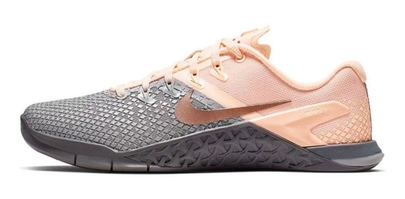 Tênis Nike Metcon 4 Xd Crossfit Metallic Rose Premium