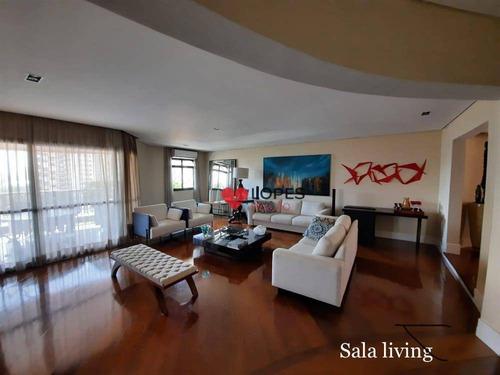 Excelente Apartamento No Tatuapé - Ap3455