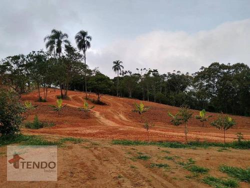 Imagem 1 de 15 de Terreno À Venda, 7500 M² Por R$ 400.000,00 - Chácara Estância Paulista - Suzano/sp - Te0328