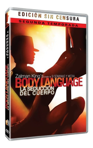 Dvd- La Seducción Del Cuerpo (segunda Temporada)