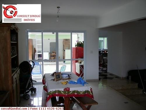 Imagem 1 de 27 de Casas Em Condomínio À Venda  Em Jundiaí/sp - Compre O Seu Casas Em Condomínio Aqui! - 137205
