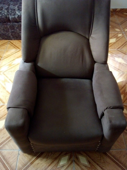 Poltrona Do Papai Comfort Marrom