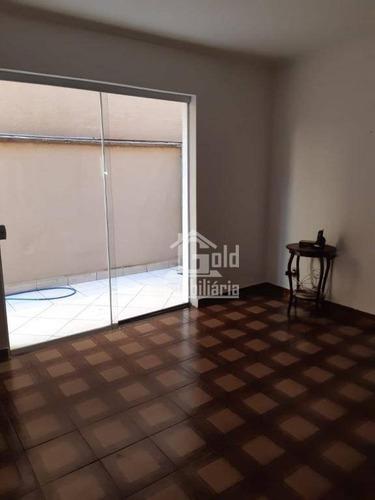 Apartamento Com 2 Dormitórios À Venda, 72 M² Por R$ 295.000 - Jardim Irajá - Ribeirão Preto/sp - Ap3134
