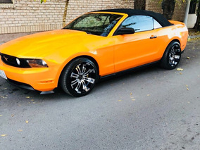 Ford Mustang Shelby Convertible Mt 2011