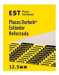Placa Durlock Reforzada 12.5mm 1.20x2.40m