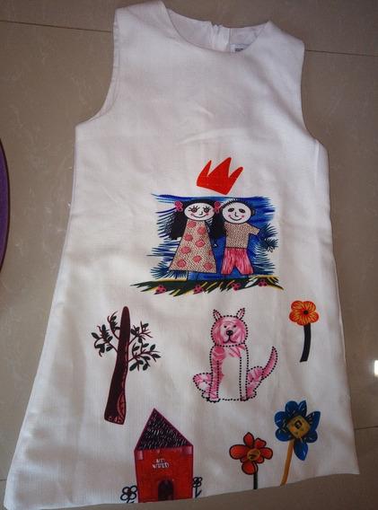 Vestido De Niña Dolce&gabbana