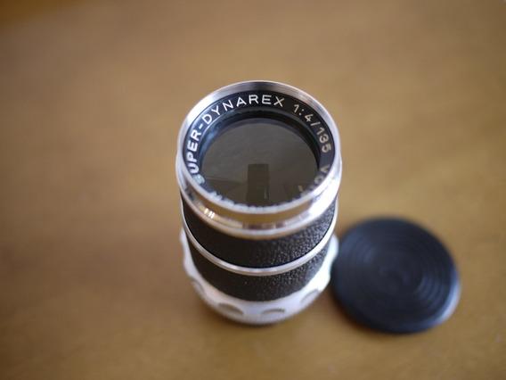 Lente Voigtlander Super Dynarex 135mm F4 Dkl Bessamatic